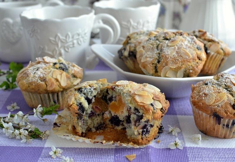 Muffin tuttafrutta