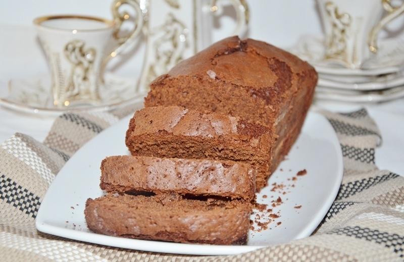 Plumcake cioccolato e uvetta