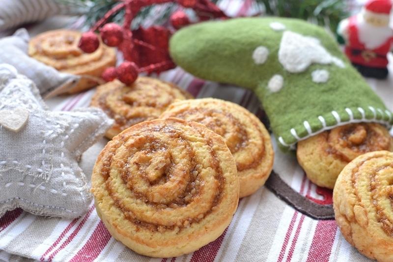 Rondelle – Biscotti di Natale