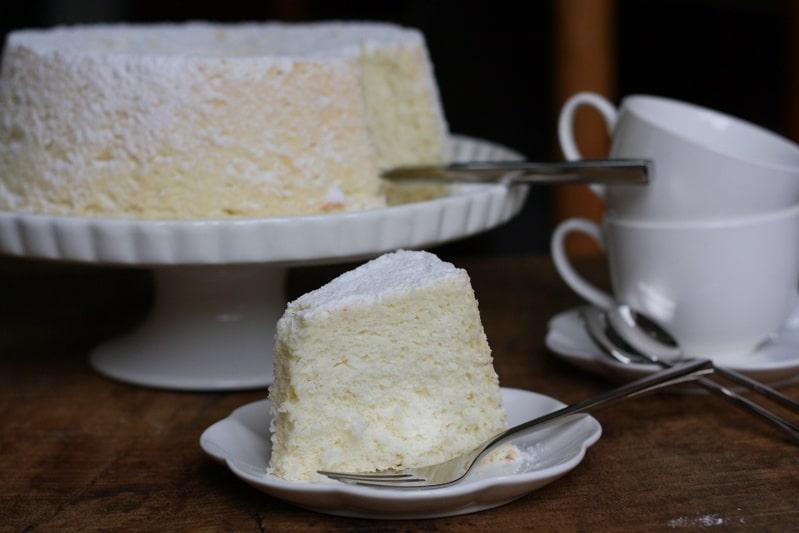 Angel Cake (Torta degli angeli)