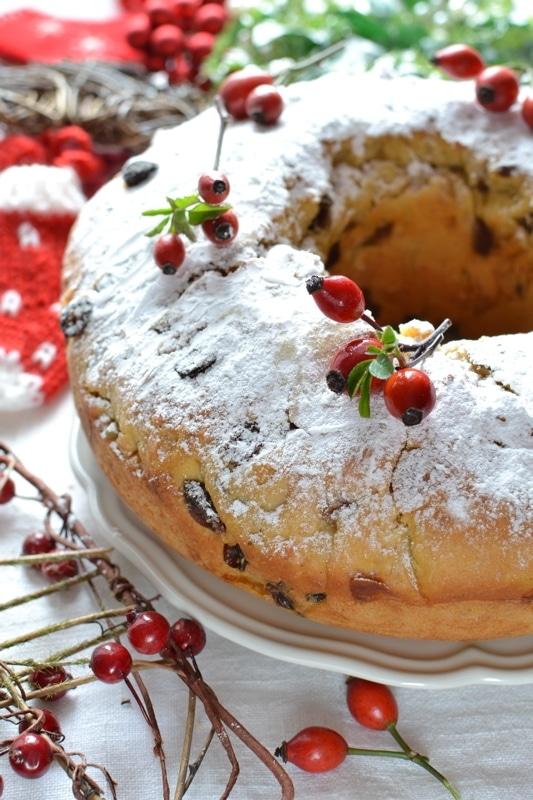 Dolci Di Natale Tedeschi.Stollen Per Fare Un Dolce Di Natale Tedesco Valle Italia