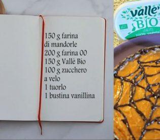 Crostata con crema di zucca e ricotta: gli ingredienti
