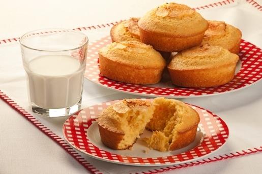 "Tortini dolci di farina gialla ""Torta Soffice"""
