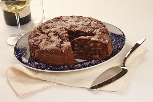Torta di pere al cacao: la torta al cacao soffice e gustosa