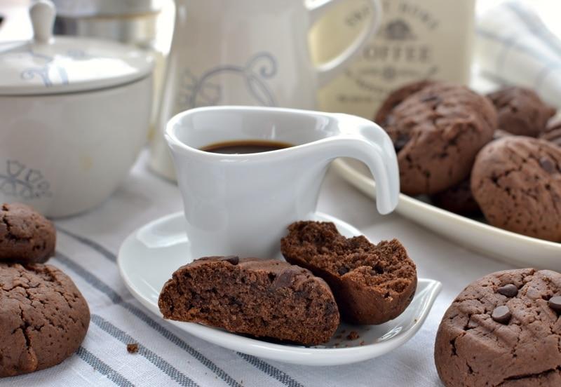 Biscotti espresso al caffe'