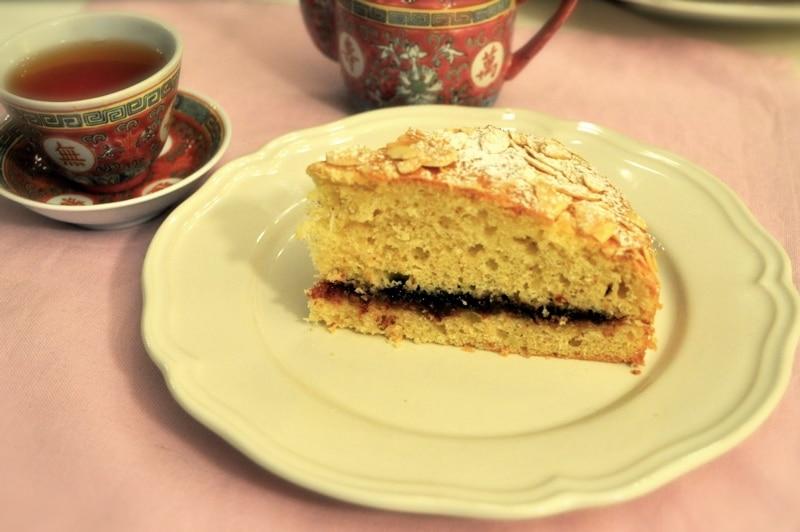 """Torta morbida mandorla e ciliegia """"Torte Soffici"""""""