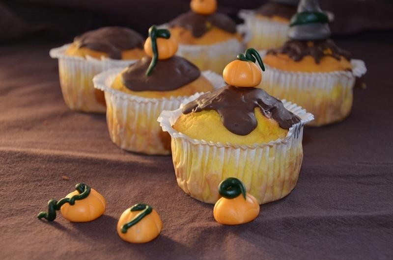 Ricette di Halloween: Muffin