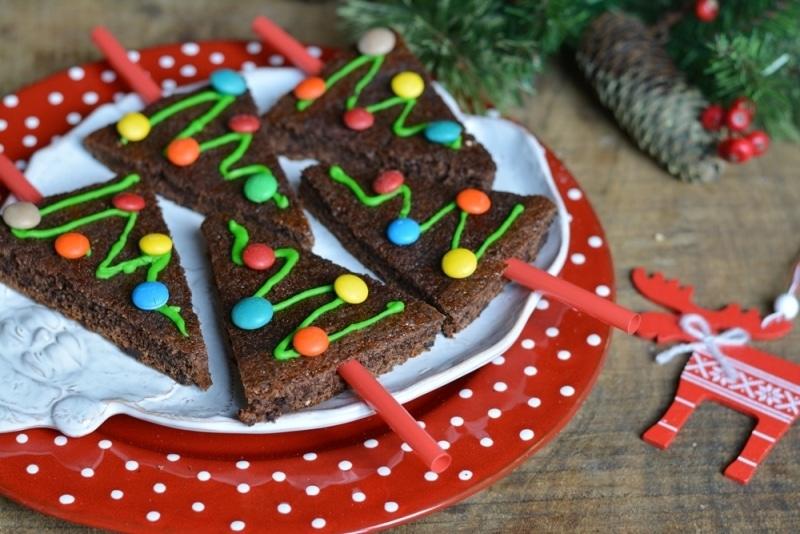 Alberelli di cioccolato