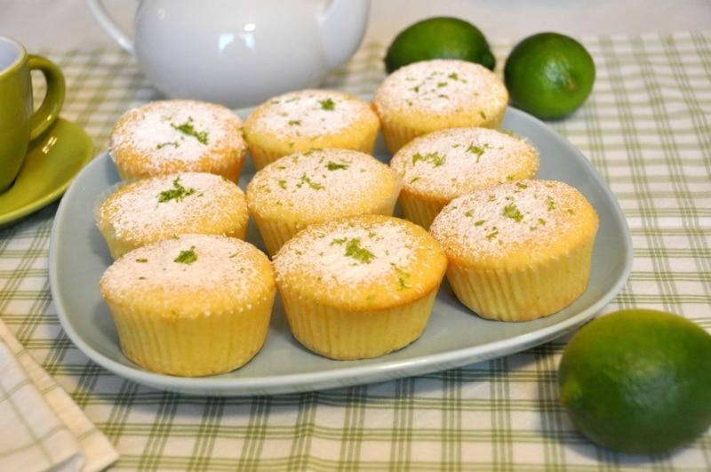 Tortini cocco e lime