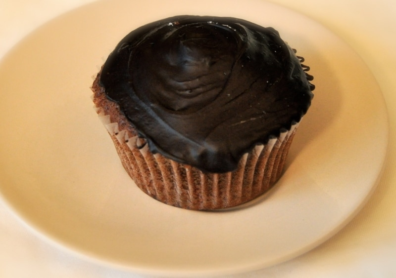"""Cupcakes cioccolato e amarena """"Dolci Soffici"""""""