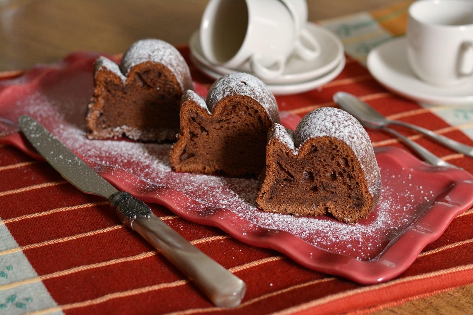 Torta cioccolato e philadelphia
