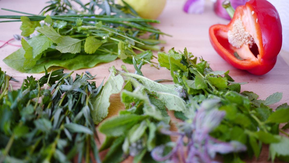 Orto in casa: coltiva le erbe aromatiche