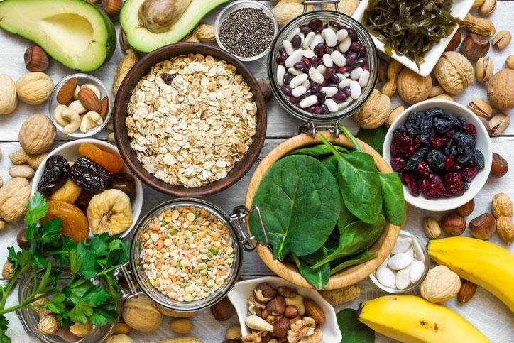 Come mangiare sano e naturale