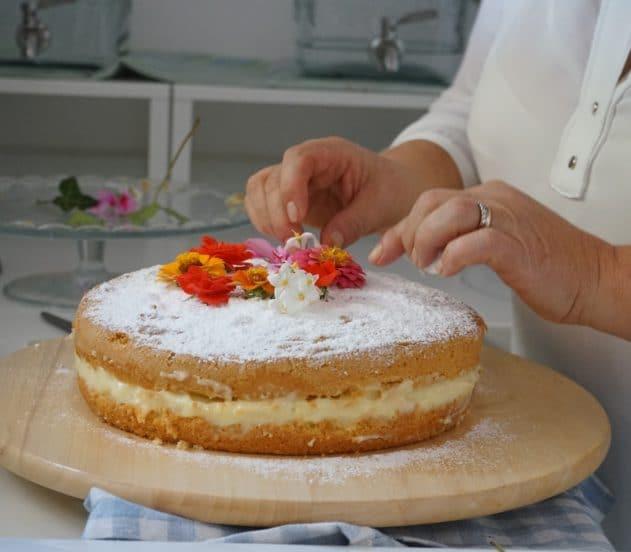 foto torta latte 7