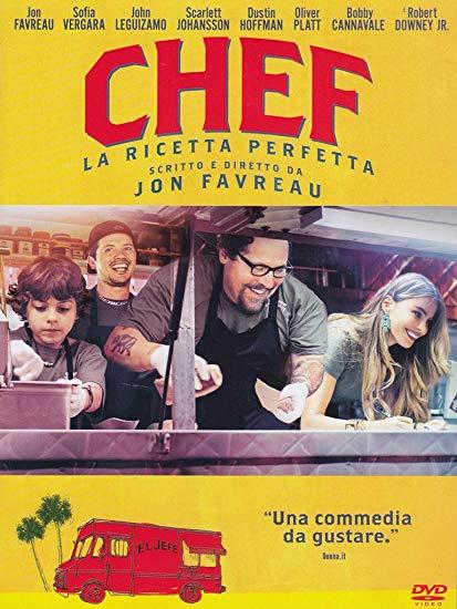 Film per appassionati di cucina: chef la ricetta perfetta