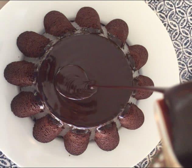 Torta al cioccolato vegan 1