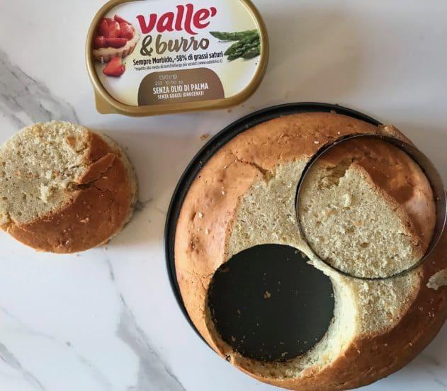 Torta Vallé coppatura