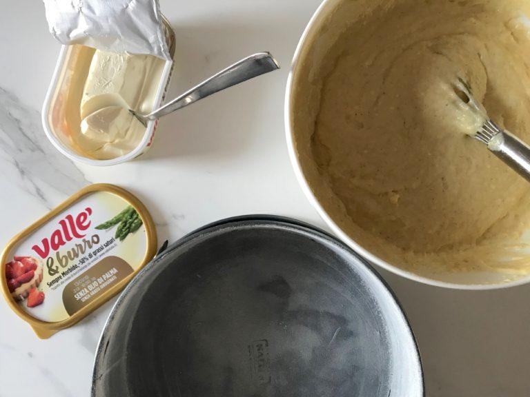 Torta Vallé tortiera