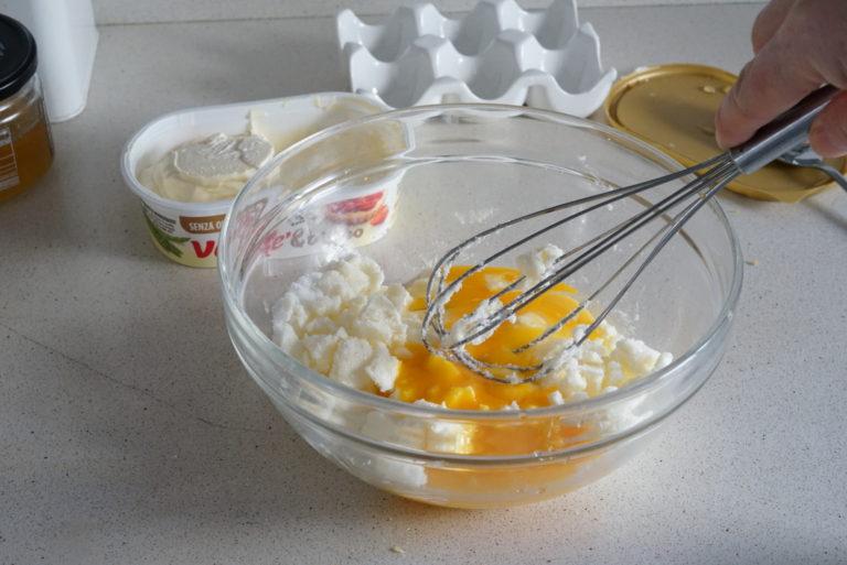 crostata cioccolato arancia con alberelli 6