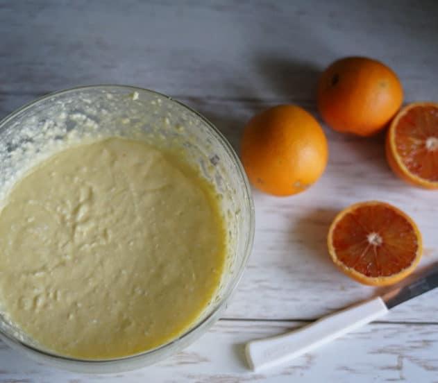 Ciambella all'arancia - 3