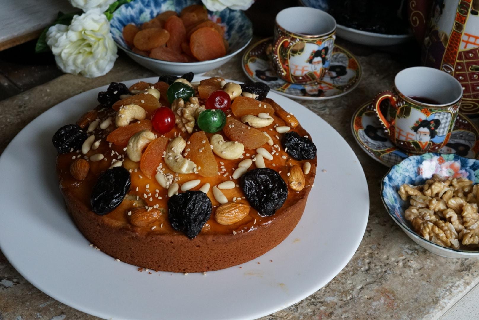 Torta di riso degli otto tesori – Capodanno Cinese