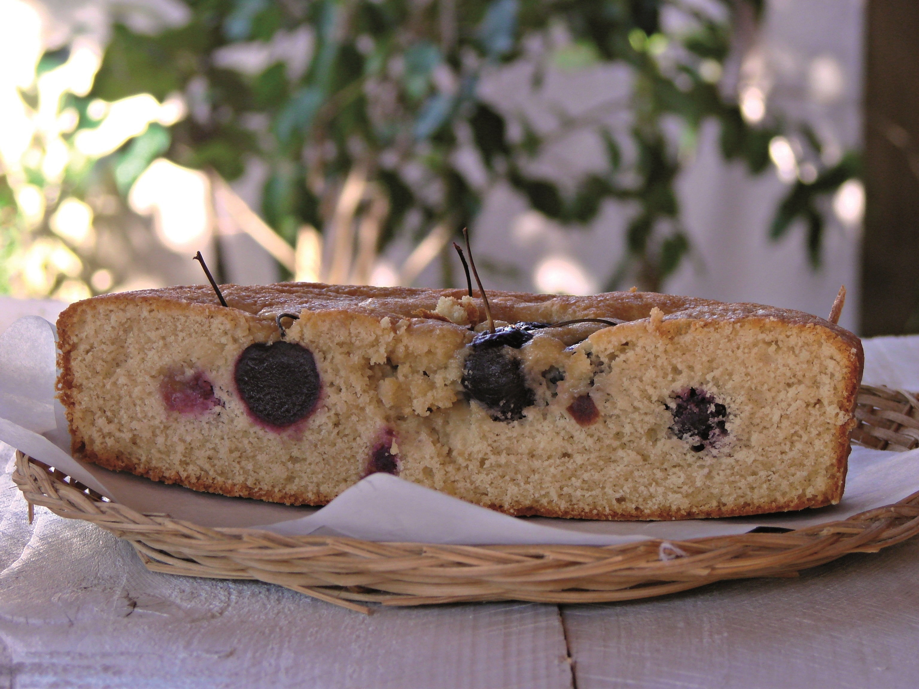 Dolcino alle ciliegie