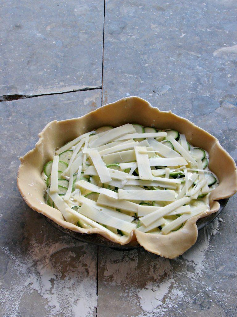 crostata zucchine 3