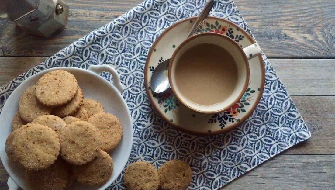 Biscotti integrali con semi