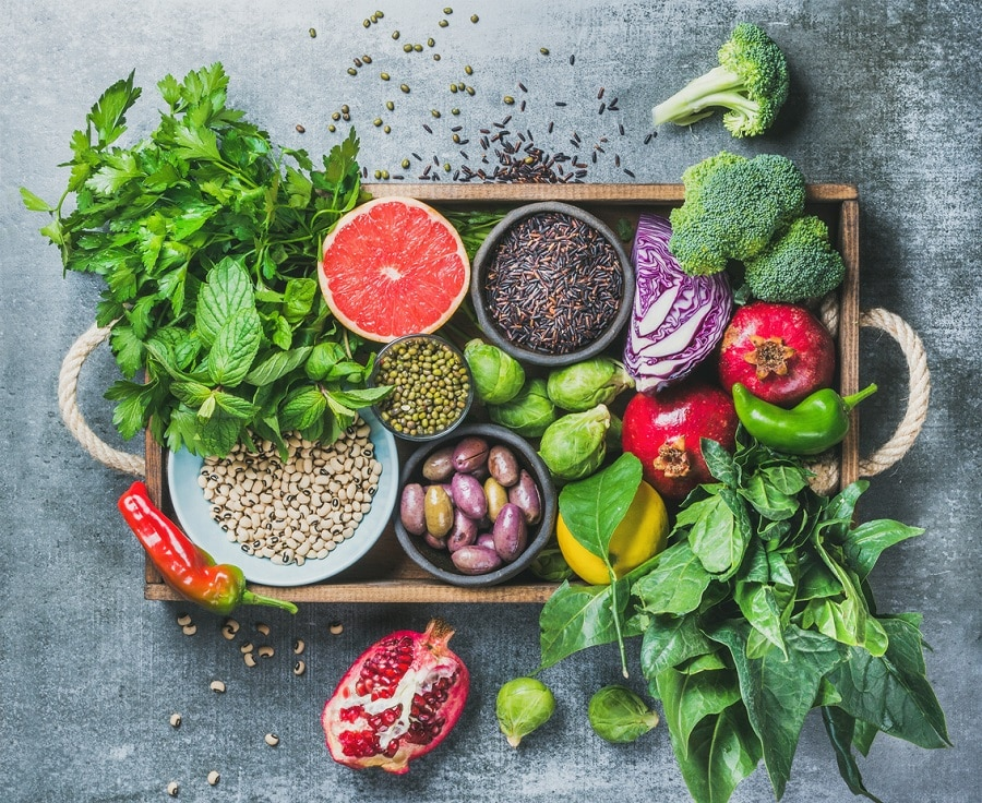 Vegetariani vegani cosa cambia