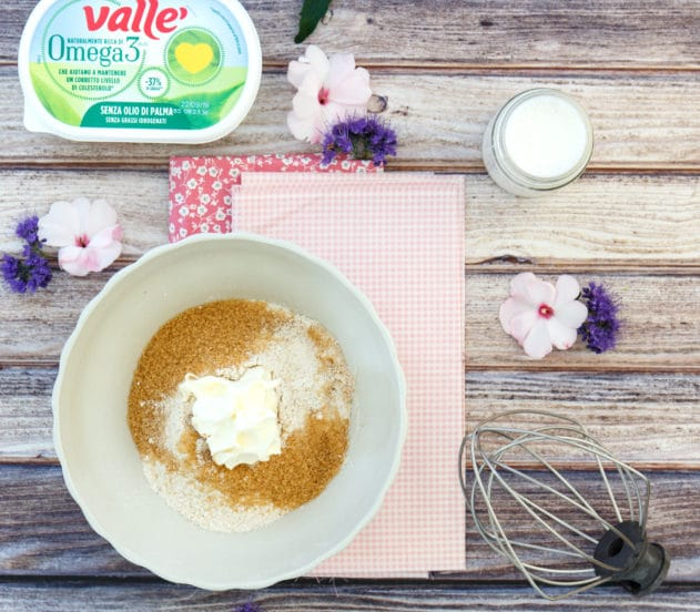 Mini- crêpe di farro con miele mille fiori e semi di lino 2