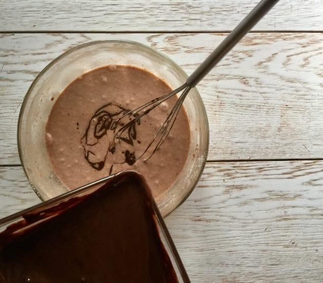 brownies cioccolato fichi 5