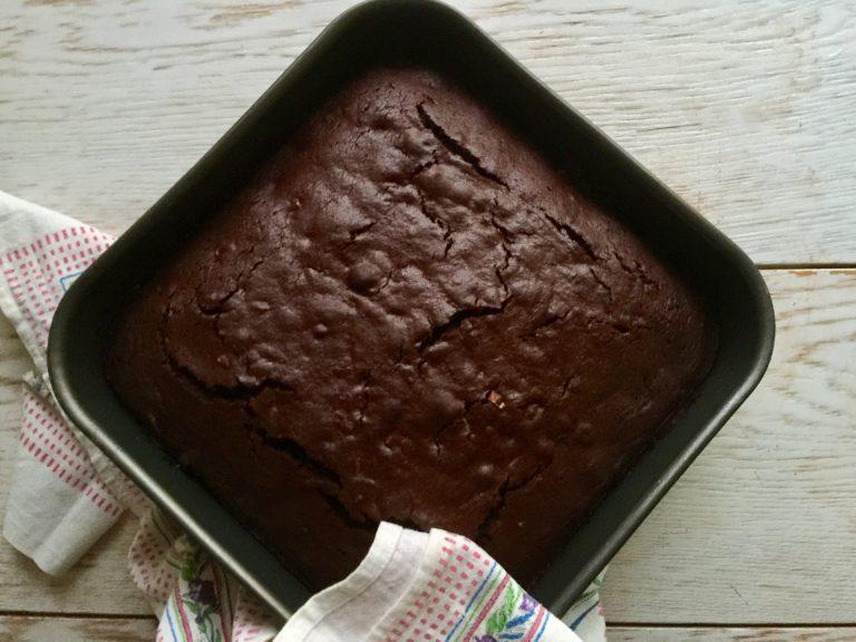 brownies cioccolato fichi 12