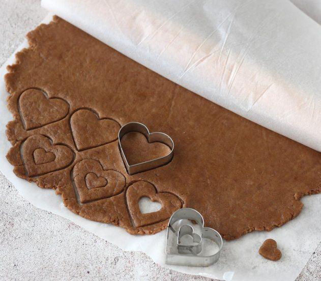 biscotti integrali al cacao con fichi e limone 3