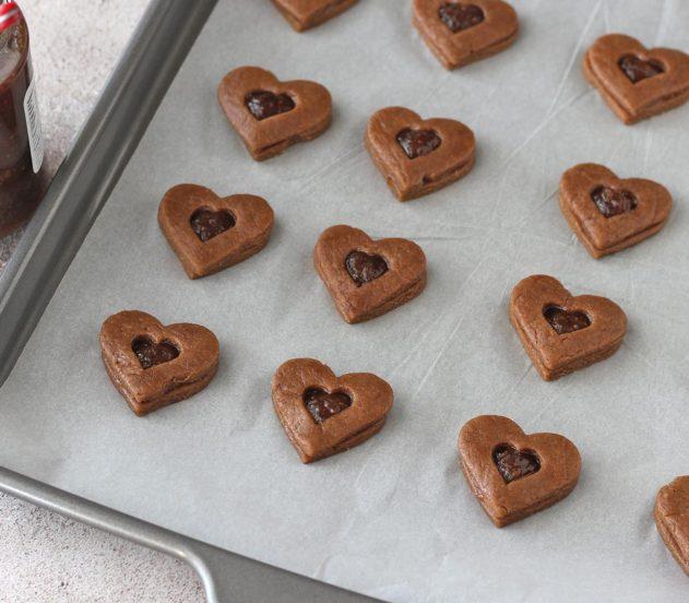 biscotti integrali al cacao con fichi e limone 4