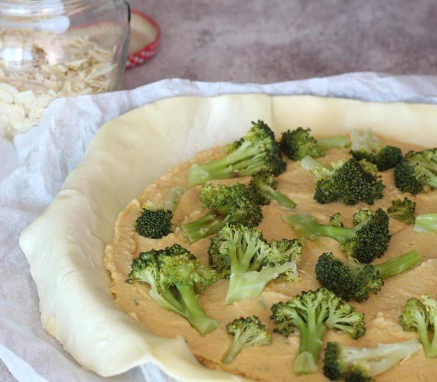 gallette di ceci e broccoletti 4