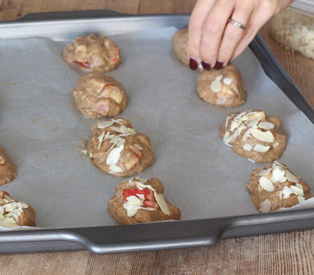 Biscotti rustici alle mele (5)