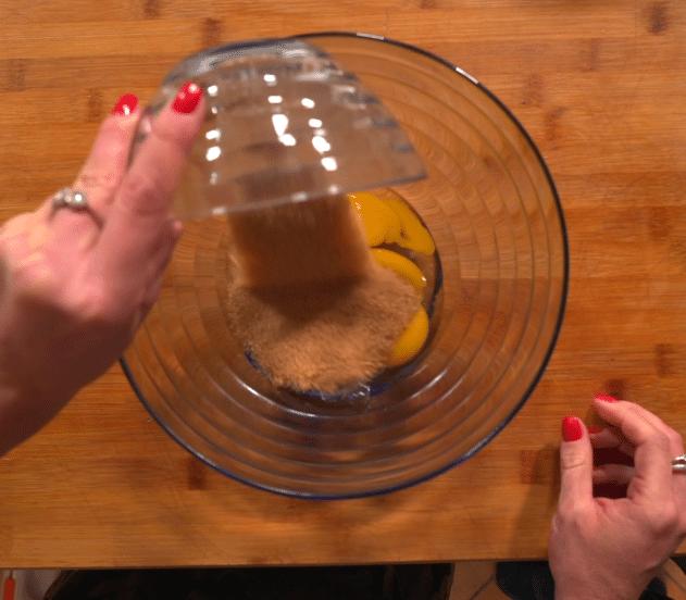 Poke cake ragnatela 1