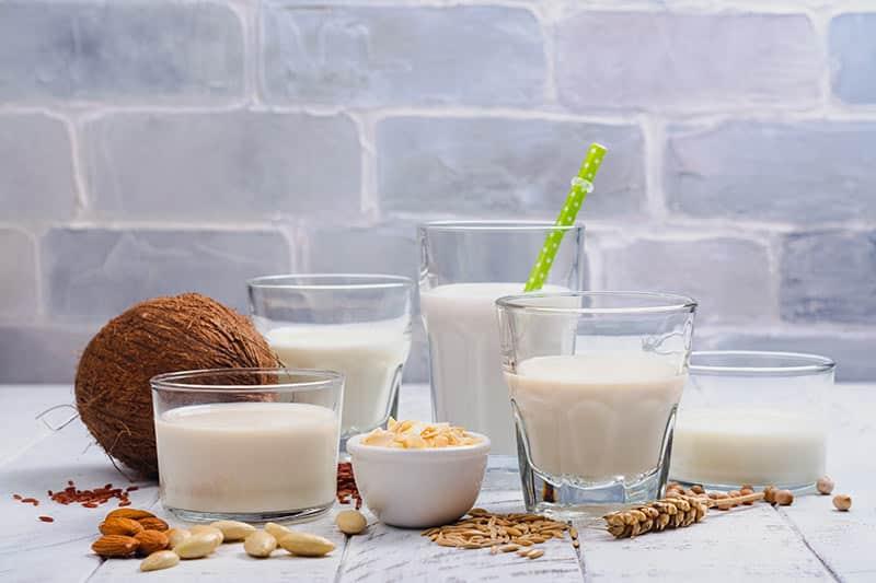alternative del latte