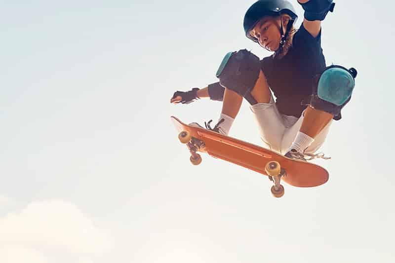 Skater sport giovanili