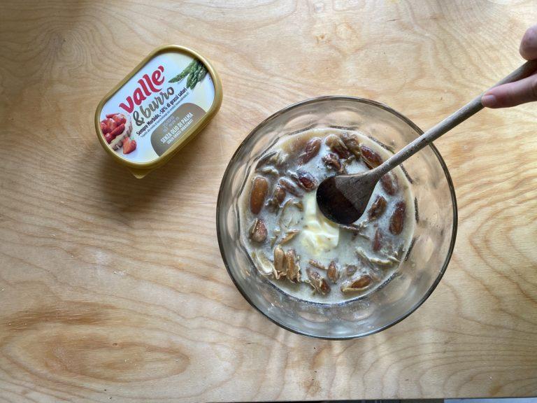 Sticky toffee pudding con crema al caramello (4)