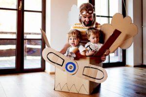 attività in casa per i più piccoli
