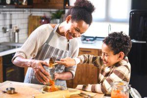 ricette autunnali mamma e figlio