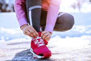Alimentazione e allenamento post-Natale