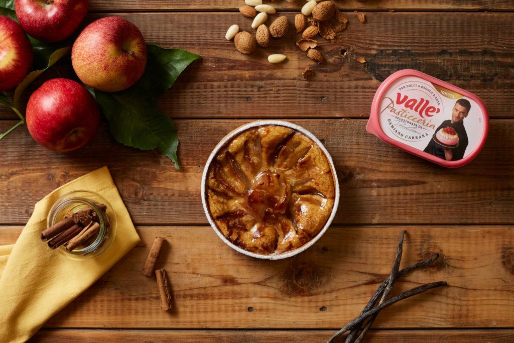 Torta di mele di Damiano Carrara