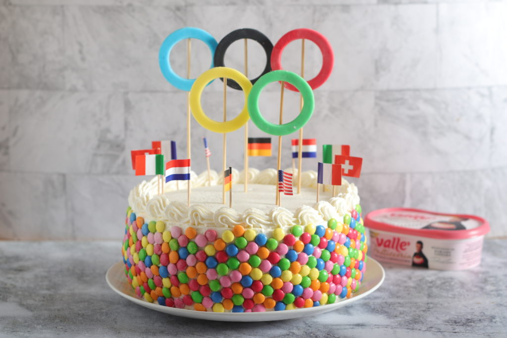 Torta Olimpiadi Tokyo 2020